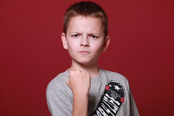La agresividad en los hijos. ¿Cómo modificarla?