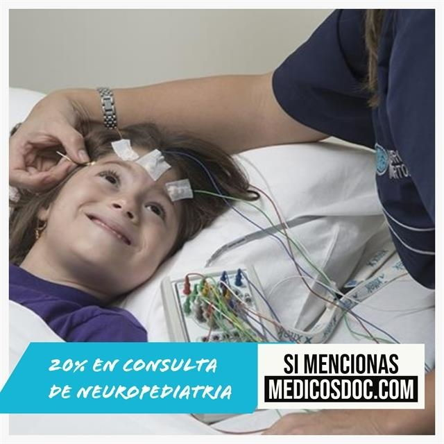 Consulta de Neuropediatria
