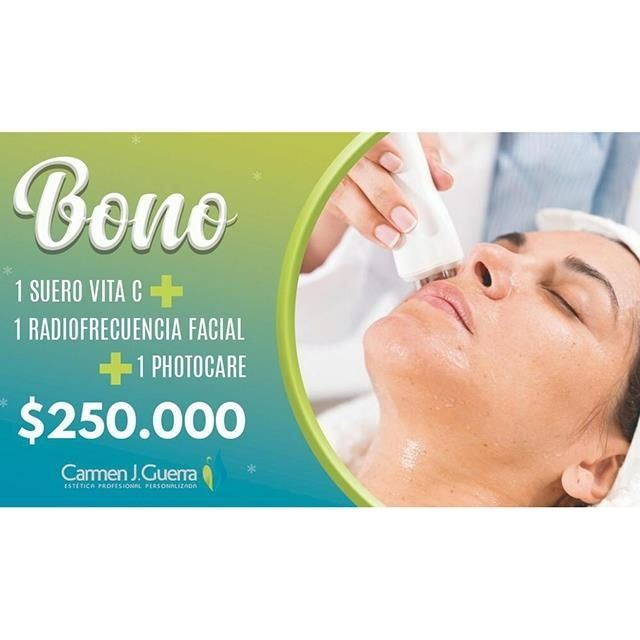 Facial bonus for $ 250,000