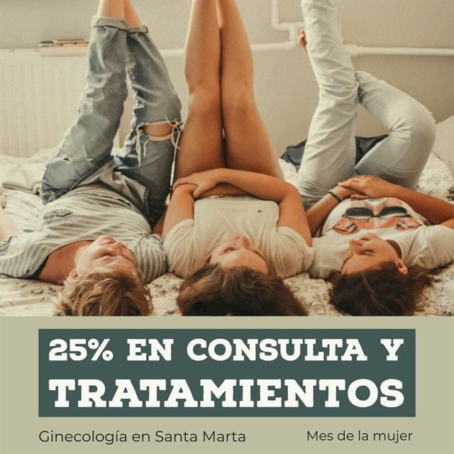 25% in consultation and treatments