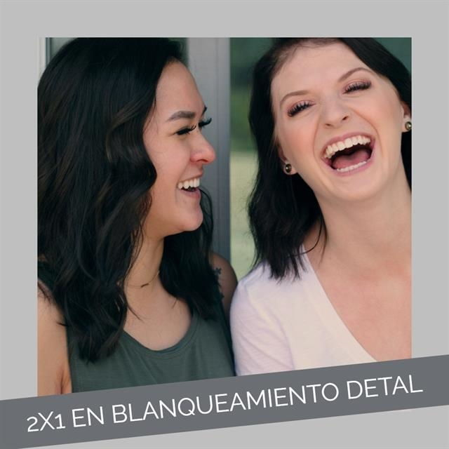 2x1 in Teeth Whitening
