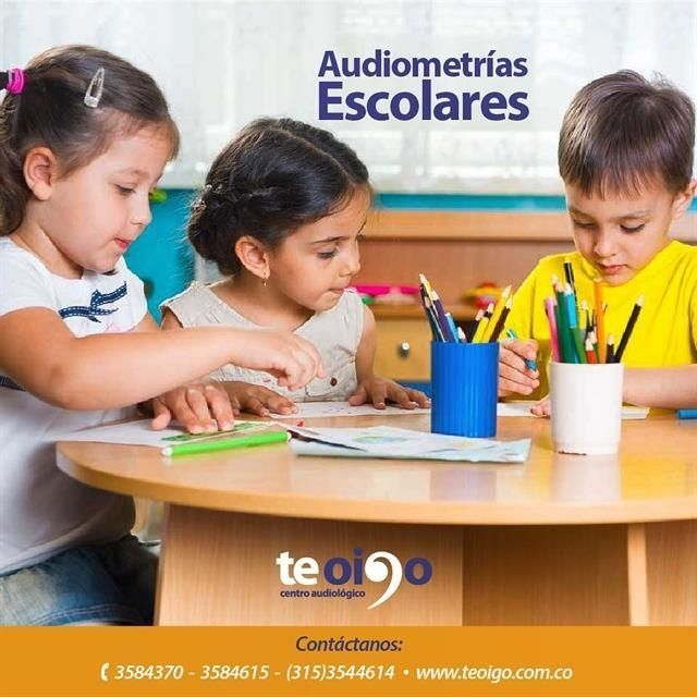 School audiometry in Te Oigo