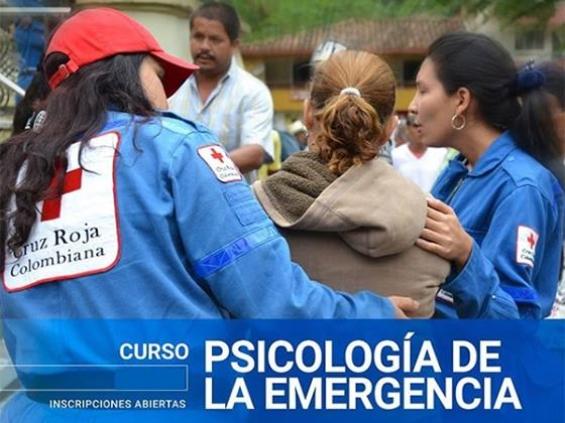 Curso psicología de la emergencia